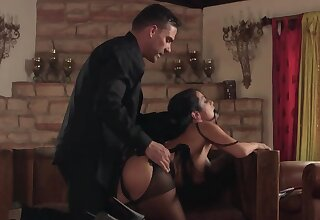 Katrina Stab is a slut who likes to be dominated by husband