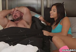 Finger here the ass during lovemaking makes cute Jade Jantzen mourn over and cum