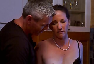 Erotic porn video with sex-mad hubby fucking his wife - Nexxi