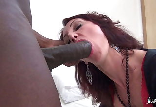 LaCochonne - Hot hard pussy and ass fuck with amateur French