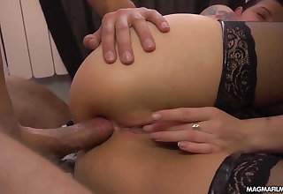 MAGMA FILM Punky Lesbians try Anal