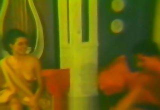 Young Bit of crumpet Follows the Lecherous Path (1970s Vintage)