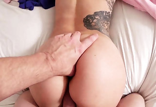 Teens having some fun xxx Money Hungry associate's step