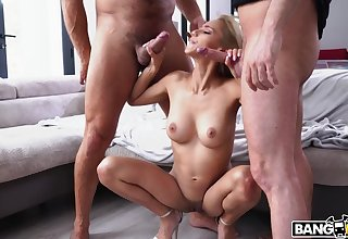 American chap shares stepsister with the subdue friend
