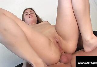 Smoking Hot Ruskie Johanna Johansen Ass Fucked By Hard Cock!